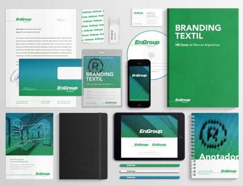 Rebranding EraGroup Etiquetas