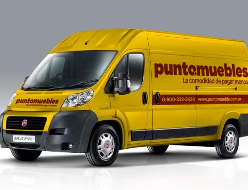 Branding PuntoMuebles
